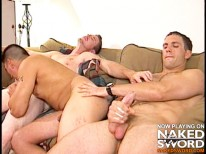 Military Recruits from Naked Sword