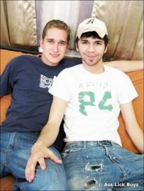 Austin And Derek from Ass Lick Boys