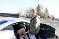 Gay Bareback Public Sex from Out In Public