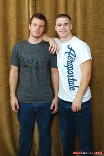 Jimmy And Bradley from Broke Straight Boys