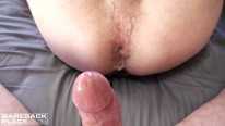 Pumped And Filled W Cum from Bareback Place