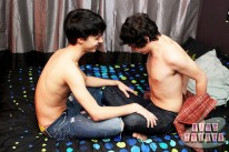 Josh And Ethan Bareback from Bare Twinks