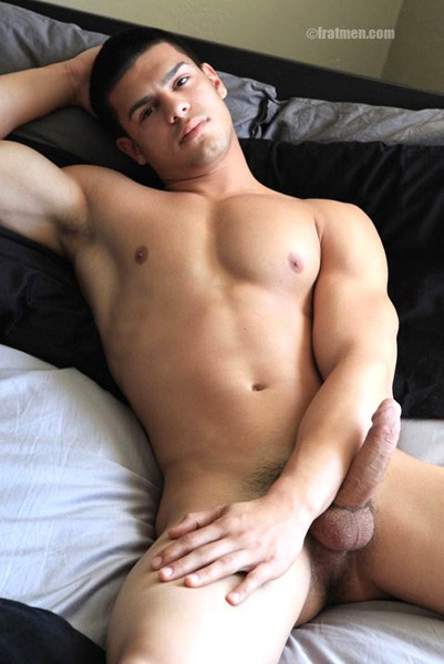 College hunk naked — img 6