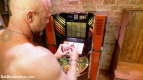 Bartender Plays Boys Away from Butt Machine Boys