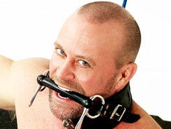 Casey Williams Tied Up from Bound Jocks