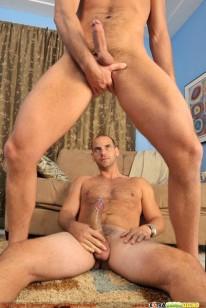 Girth Brooks Tanner Wayne from Extra Big Dicks