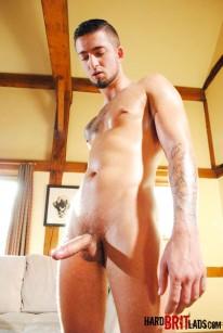 Troy Haydon from Hard Brit Lads