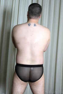 Xander Butt Play from The Guy Site
