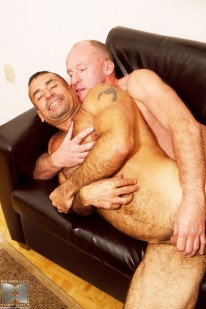 Paul Stag And Ben Venido from Bareback That Hole