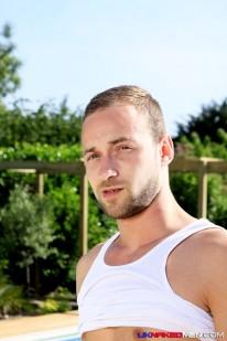 Dimitri Leskov In Pool from Uk Naked Men