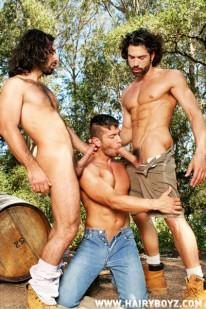 Do Aybars And David V from Hairy Boyz