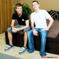 Blake Bennet And Anthony from Broke Straight Boys