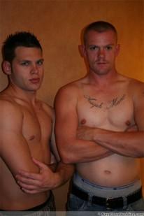 Tim And Samuel from Next Door Buddies