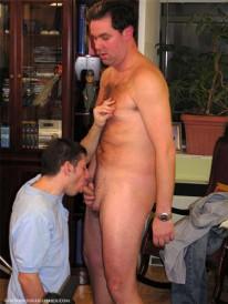 Ciarans Blowjob from New York Straight Men