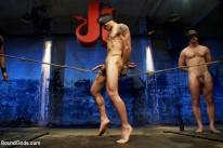 Kink Olympics from Bound Gods