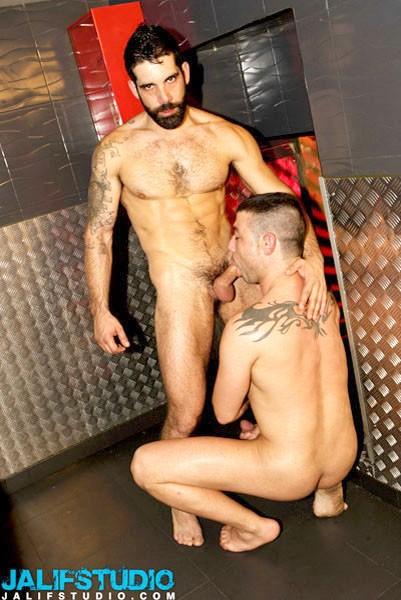 Gay euphoric nude