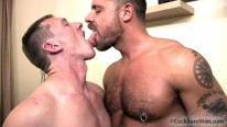Jake Deckard And Kieron R from Cocksure Men
