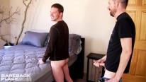Barebacking Evan Parks from Bareback Place