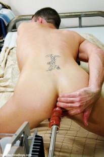 Jason Renyolds from Butt Machine Boys