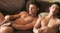 Jayden And Micky from Fratmen Sucks