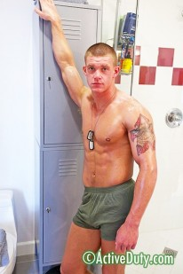 Tanner from Active Duty