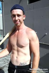 Ryan Geary from Bentleyrace