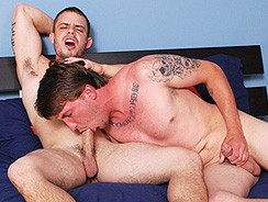 Denver Grand And Colin from Broke Straight Boys