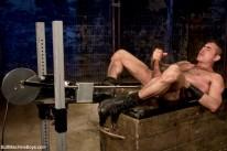 Nick Moretti from Butt Machine Boys