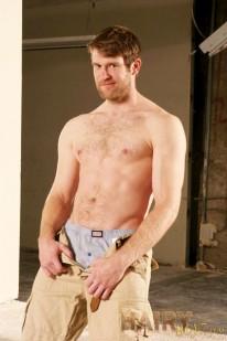 Colby Keller from Hairy Boyz