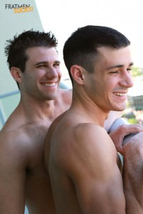 Cole And Flynn from Fratmen Sucks