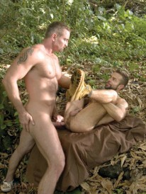 Blake And Steve from Hairy Boyz