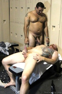 Cain West And Tony from The Guy Site