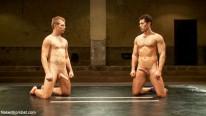 Boyfriends Head To Head from Naked Kombat