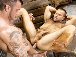 David And Ricky from Hairy Boyz