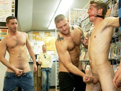 Unauthorized Reproduction from Bound In Public