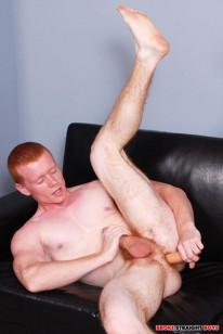 Spencer Todd Dildo from Broke Straight Boys