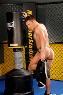 Ass Workout from Next Door Male