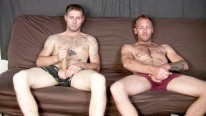 Tom And Bruce from Straight Fraternity