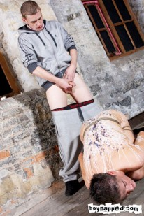 Down On His Knees from Boynapped