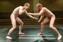 Blake Daniels Vs Drake T from Naked Kombat