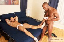 Race Cooper And Jordano S from Cocksure Men
