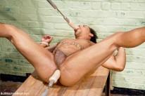 Straight Stud Lobo from Butt Machine Boys