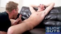 Seducing David Sparks from Suck Off Guys