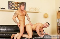 Bo Dean And Marc Dylan from Cocksure Men