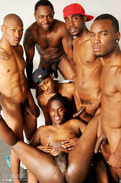 Thug orgie