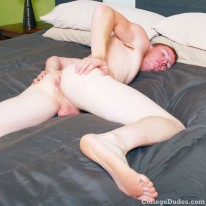 Palmer Dilis Busts A Nut from College Dudes