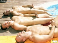 The Visconti Triplets from Bad Puppy