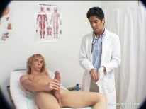 Casey Wood Part 1 from College Boy Physicals