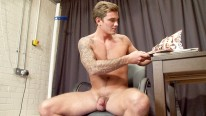 Edward Ejaculation Test from First Auditions