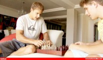 Roger Lambert And Luke Hamill from Bel Ami Online
